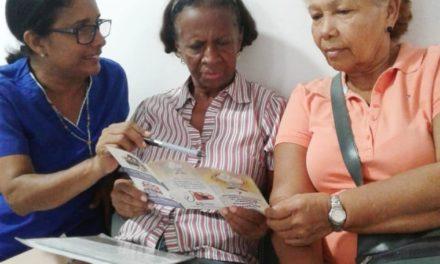 ESE Hospital Local Cartagena comprometido con la salud de los adultos mayores