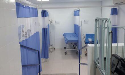 Mejoras en el Centro de Salud de la Esperanza ESE