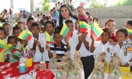 Secretaría de Educación de Bolívar identificó 64 mil estudiantes víctimas del conflicto en las escuelas oficiales del departament