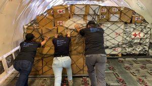 El Equipo de Respuesta ante Desastres de DHL coordinó el apoyo logístico de la ayuda humanitaria para las víctimas del huracán en Las Bahamas