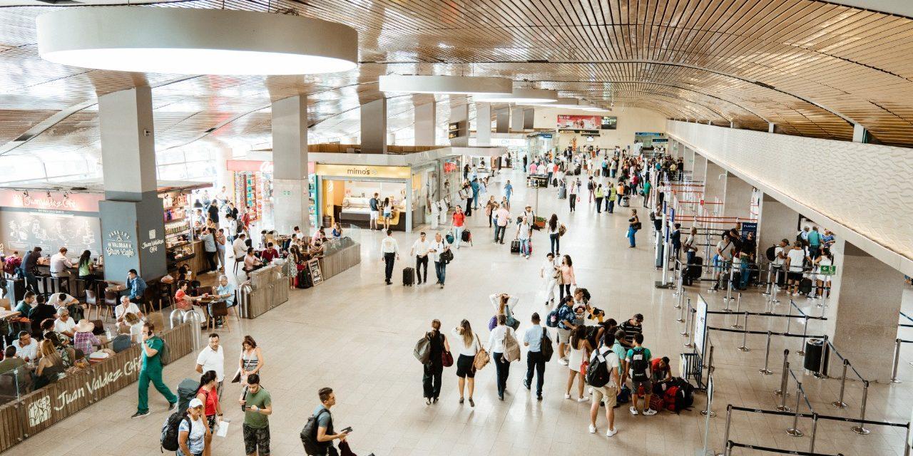 Nueva ruta Cartagena – México por Interjet