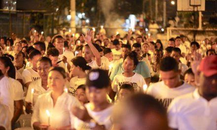 """""""Dios nos ha preparado para administrar esta ciudad bendecida por él"""": William García"""
