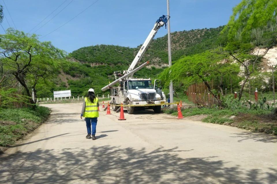 Electricaribe busca acuerdo con los habitantes de Henequén