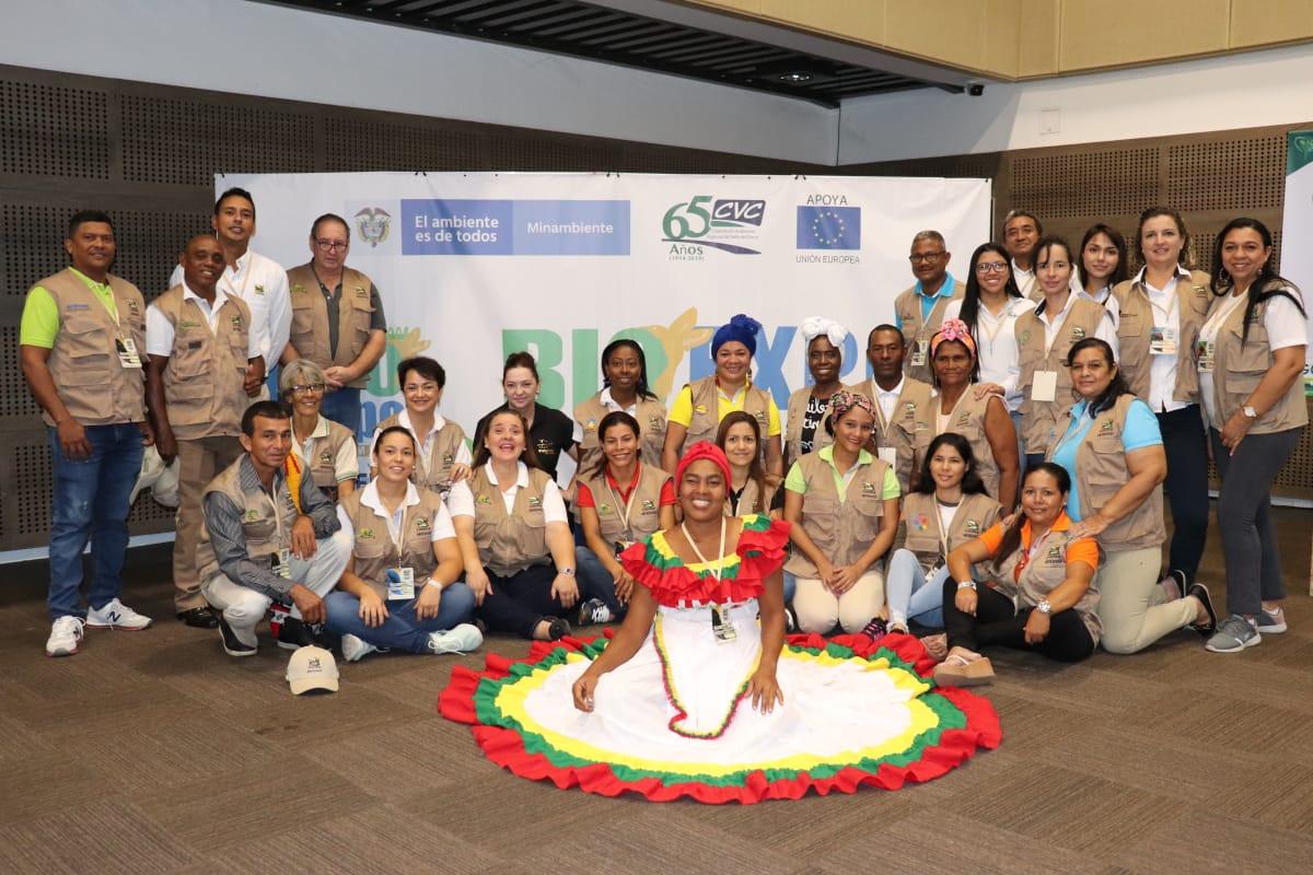 Destacada partición de los bolivarenses en BioExpo Pacífico