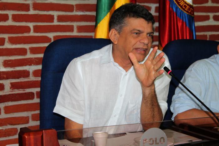 Mi voto en Cartagena es por David Múnera: Ariel Carpio