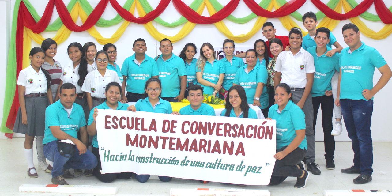 """Colegio Normal Superior de San Juan, instituyó """"Escuela de Conversación Generativa Montemariana"""""""