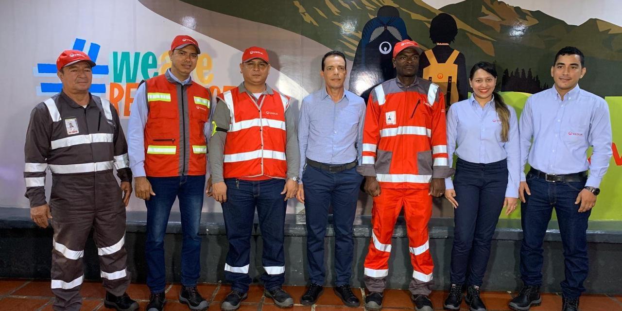 Nueva dotación Veolia Cartagena
