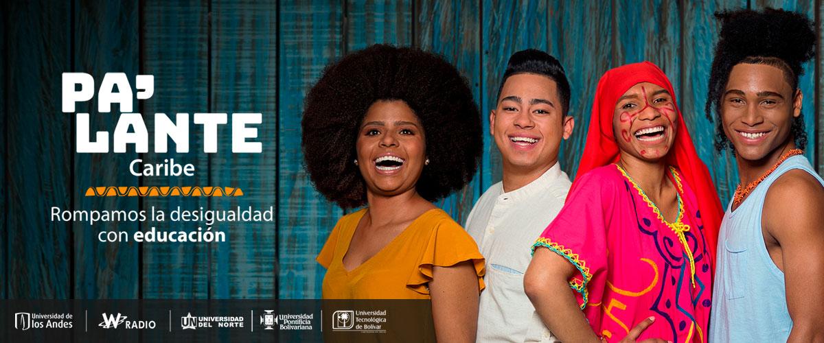 """""""Pa'lante Caribe"""", una iniciativa que apuesta por la educación superior"""