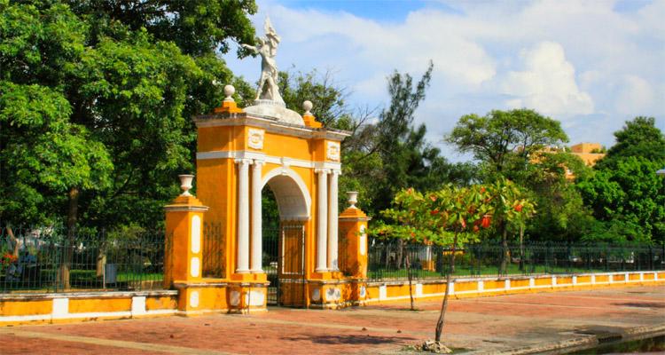 Parque Centenario recibirá mantenimiento