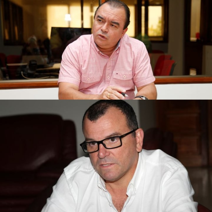 William Garcia y Hernando Padaui ocuparian cargos publicos