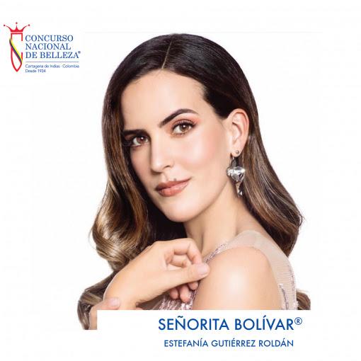 Señorita Bolívar® 2019-2020 Estefanía Gutiérrez Roldán