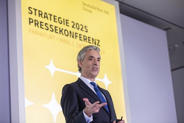 Estrategia 2025: Deutsche Post DHL Group acelera el crecimiento en sus actividades principales e invierte 2.000 millones de euros en la transformación digital