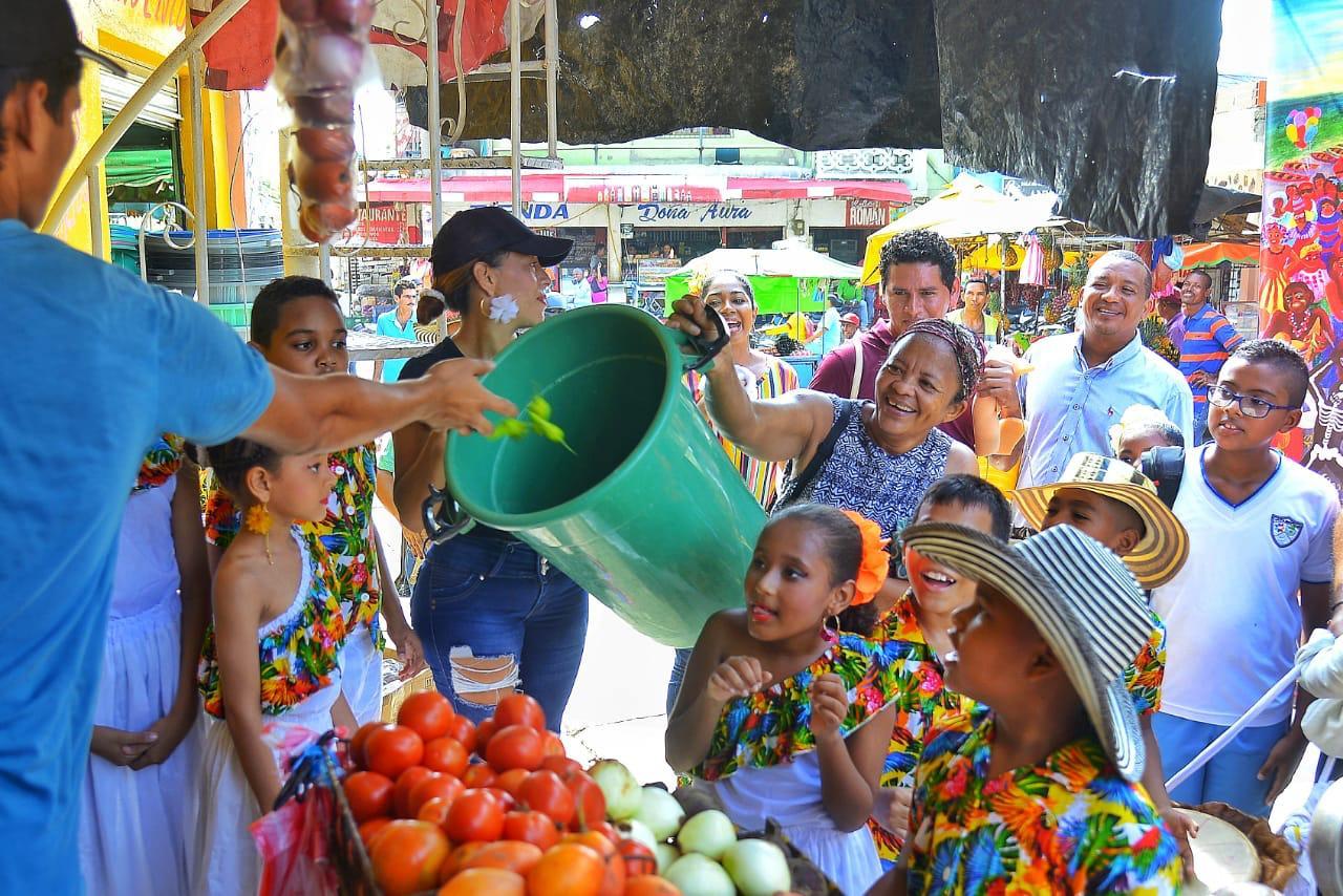 Celebración de Ángeles Somos en Cartagena