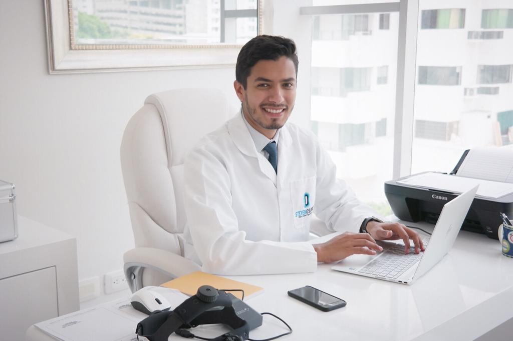 Steven Osorio habla sobre la importancia de la Otorrinolaringología