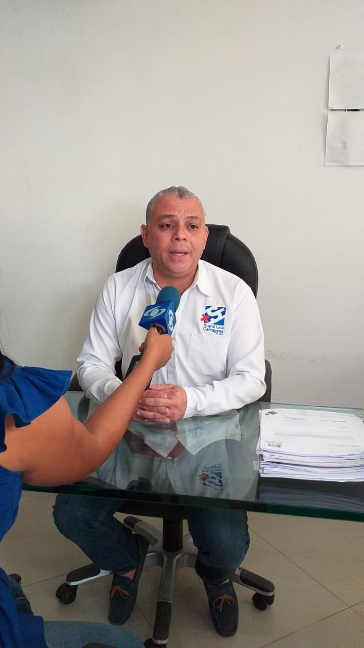 2.076 emergencias atendieron las ESE de Cartagena