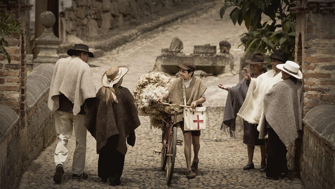El niño de los mandados, una producción colombiana
