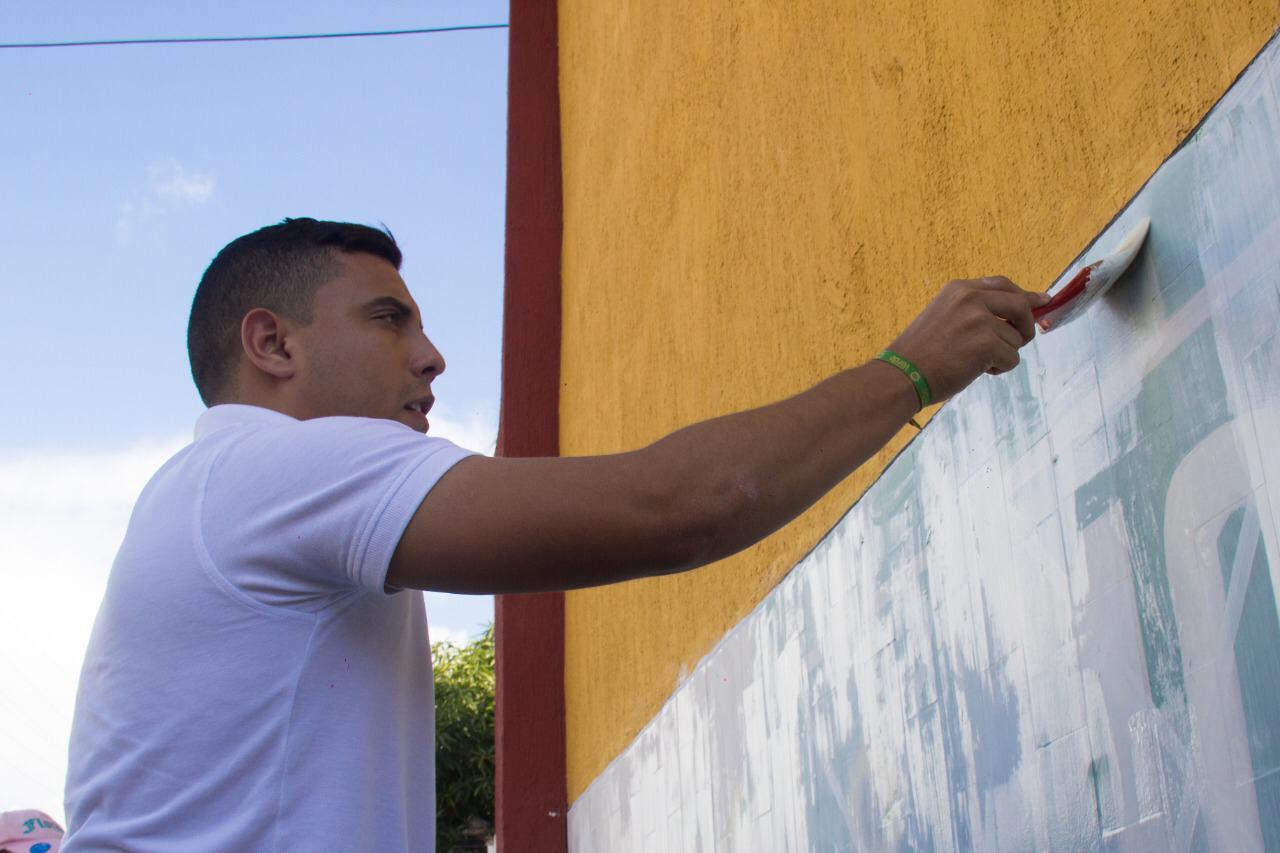 Concejal electo Sergio Mendoza inició desmonte de publicidad política