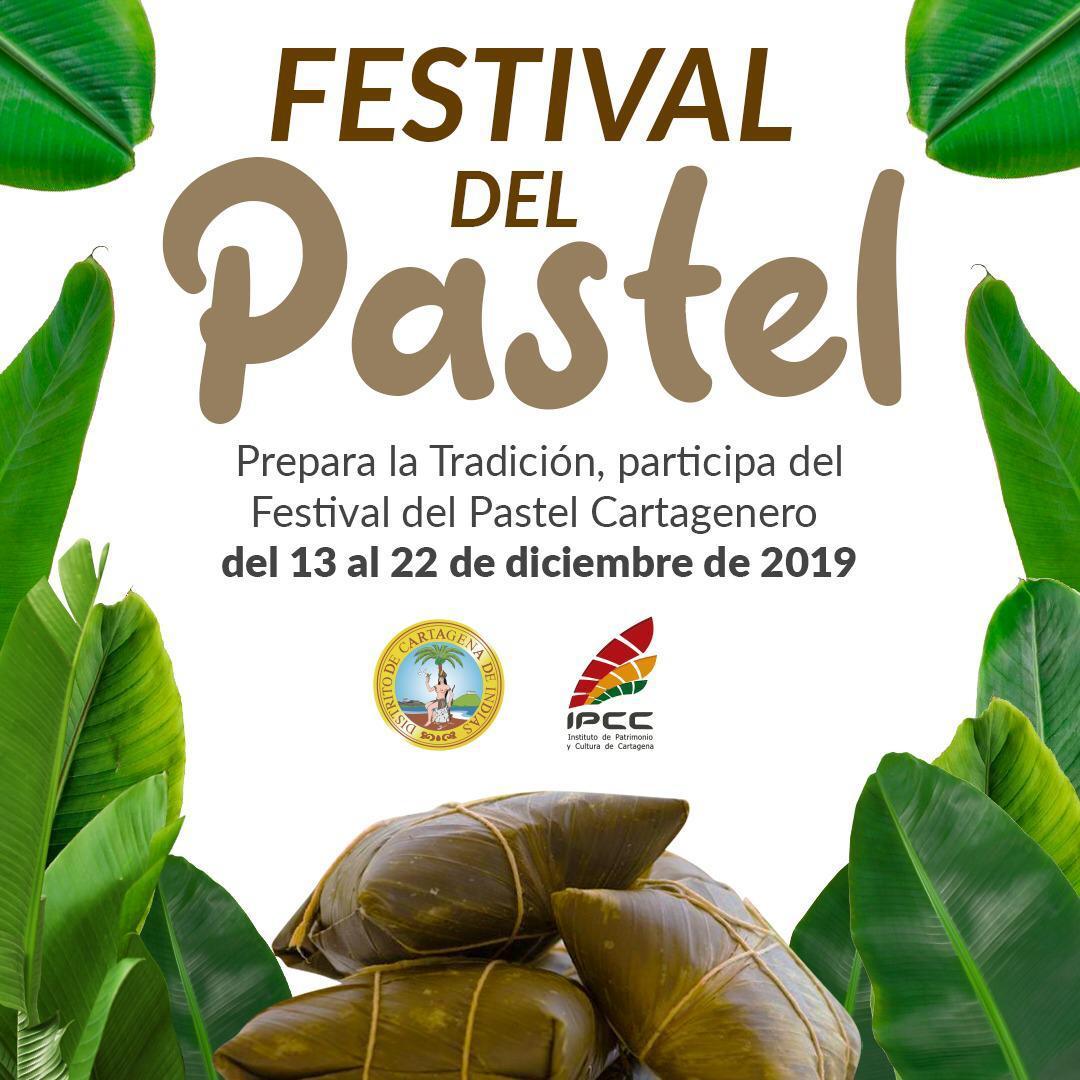 Abiertas las inscripciones para el Festival del Pastel Cartagenero