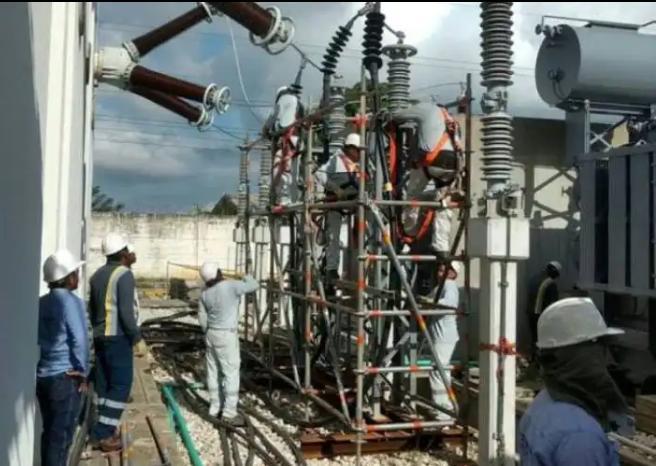 Electricaribe continúa con el mejoramiento de redes eléctricas