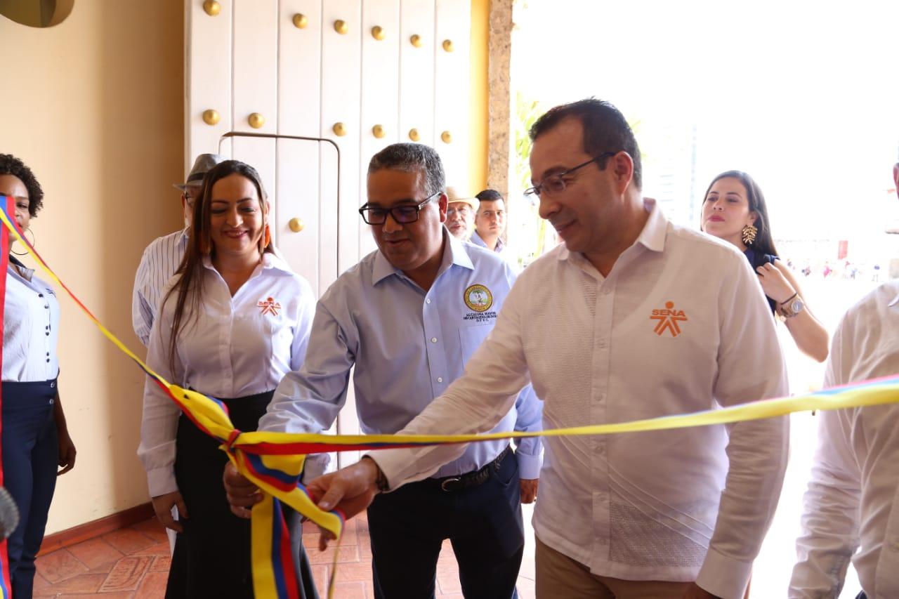 SENA inaugura Escuela de Hotelería y Gastronomía en Cartagena