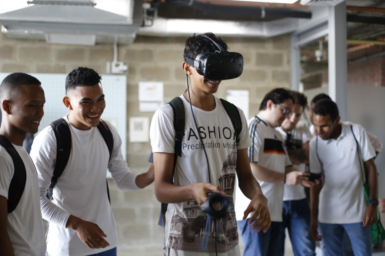 Fundación Universitaria Los Libertadores le apuesta a la juventud cartagenera