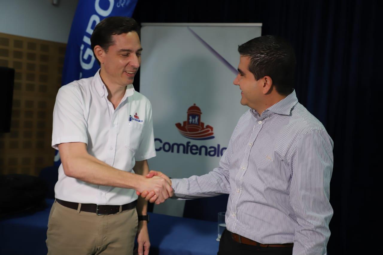 Comfenalco hace una alianza SuperGIROS para ampliar su cobertura en Bolívar