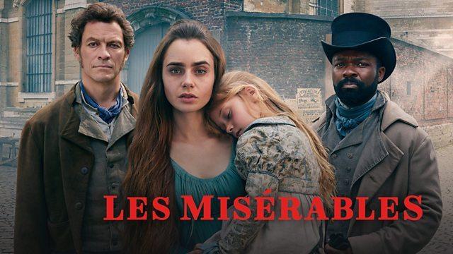 La miniserie de Los Miserables ahora en STARZPLAY