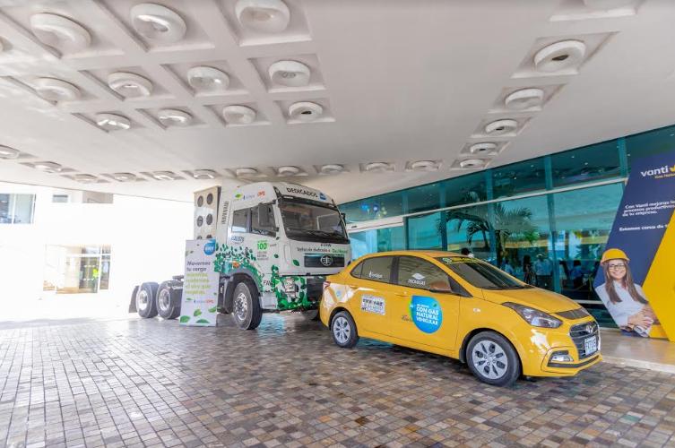 Reducción de aranceles a vehículos de gas natural