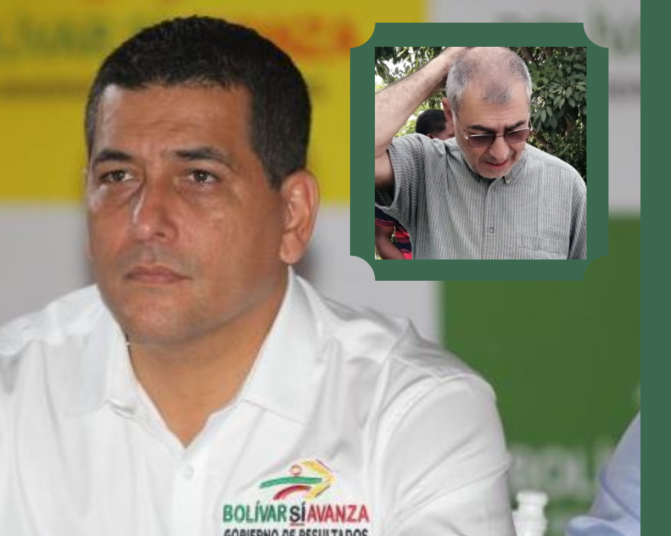 Dumek Turbay solicita que William Dau sea arrestado