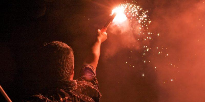 Una Nochebuena sin quemados en Cartagena
