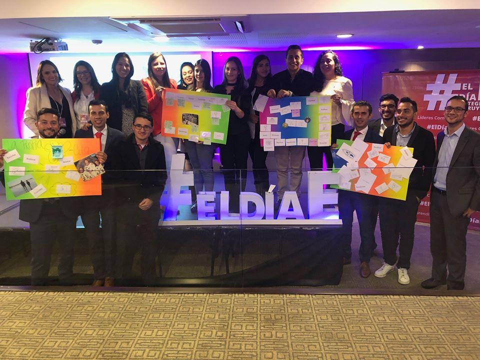El #DíaE llego con tres WorkShop que cambiaron la forma de vender y emprender en Colombia.