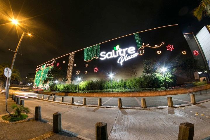 Las Novenas Navideñas se viven en Salitre Plaza