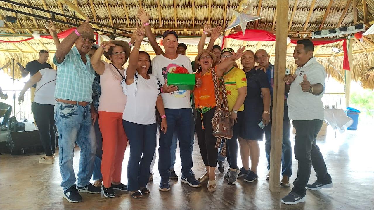 Gobierno de Dumek Turbay Paz reconoce esfuerzos y dedicación de funcionarios administrativos de Bolívar