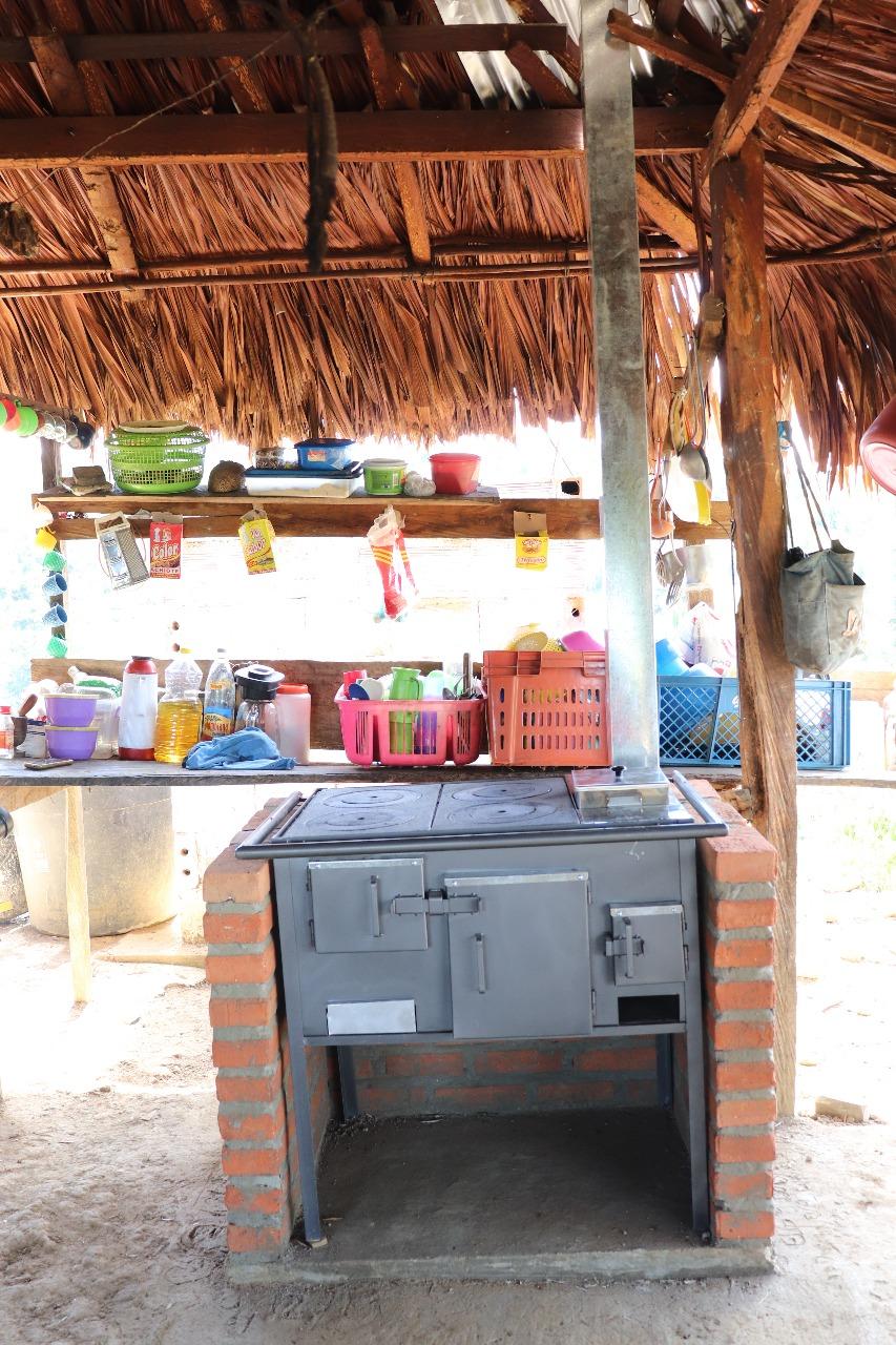Estufas ecológicas beneficiarán a 400 familias de El Carmen de Bolívar y San Jacinto