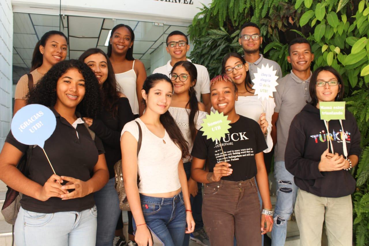 Estudiantes de intercambio en la Universidad Tecnológica de Bolivar para el 2020