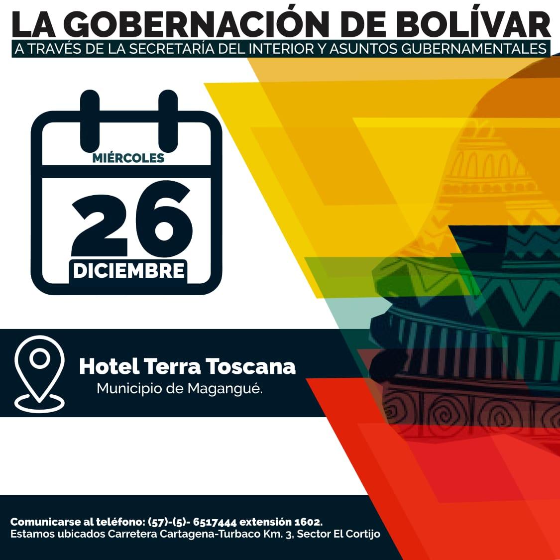 Gobernación de Bolívar realiza elección de representantes de comunidades negras