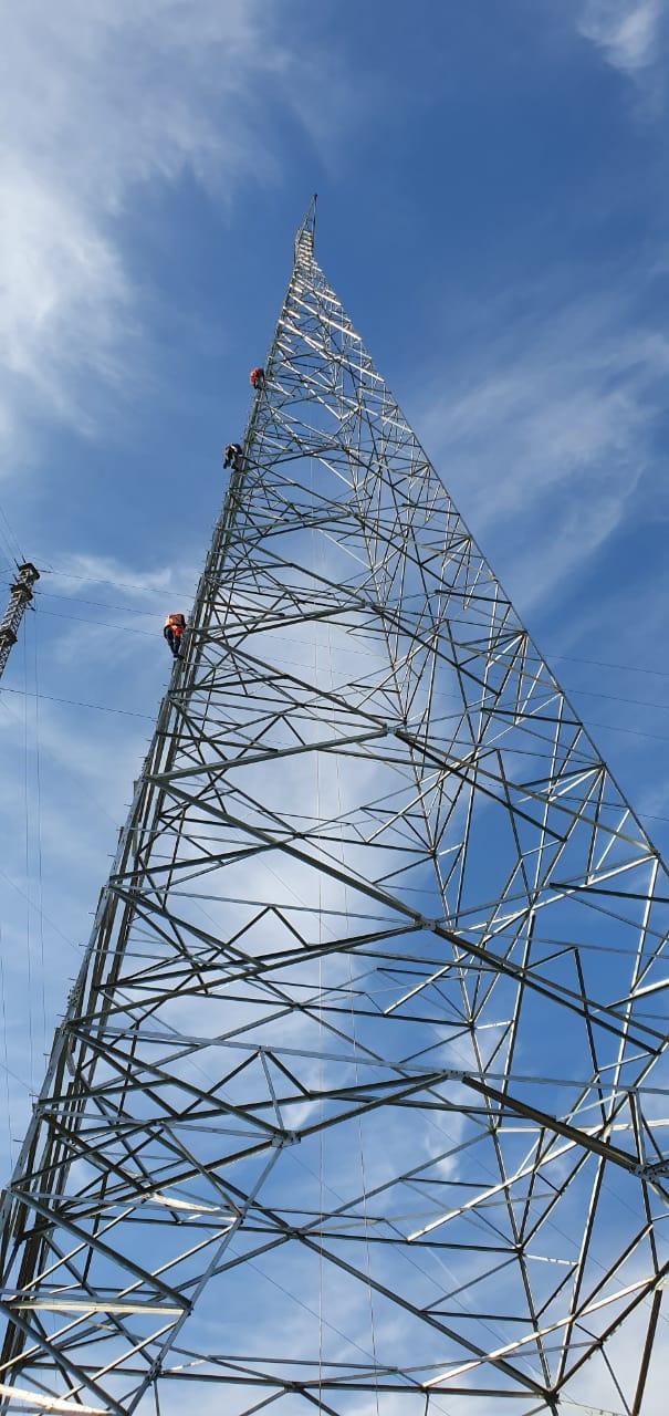Electricaribe pondrá en funcionamiento nueva torre de energía para el sur de Bolívar