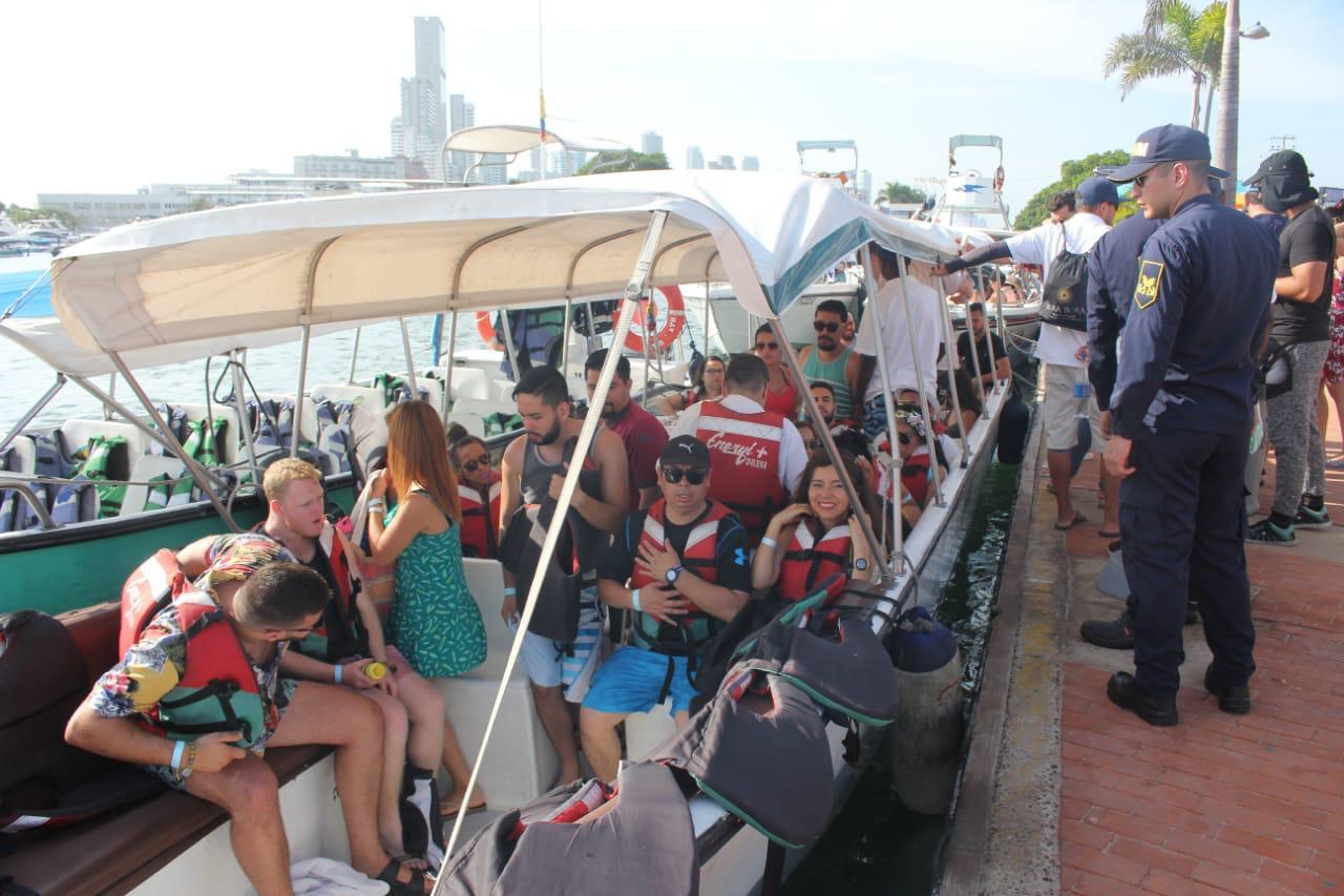 Seguridad para las Islas del Rosario
