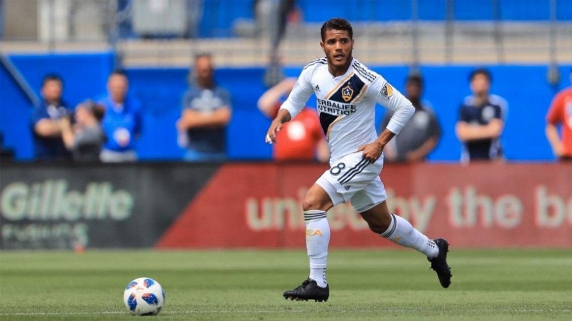 Los Angeles Galaxy llegan para compartir fútbol con los más pequeños