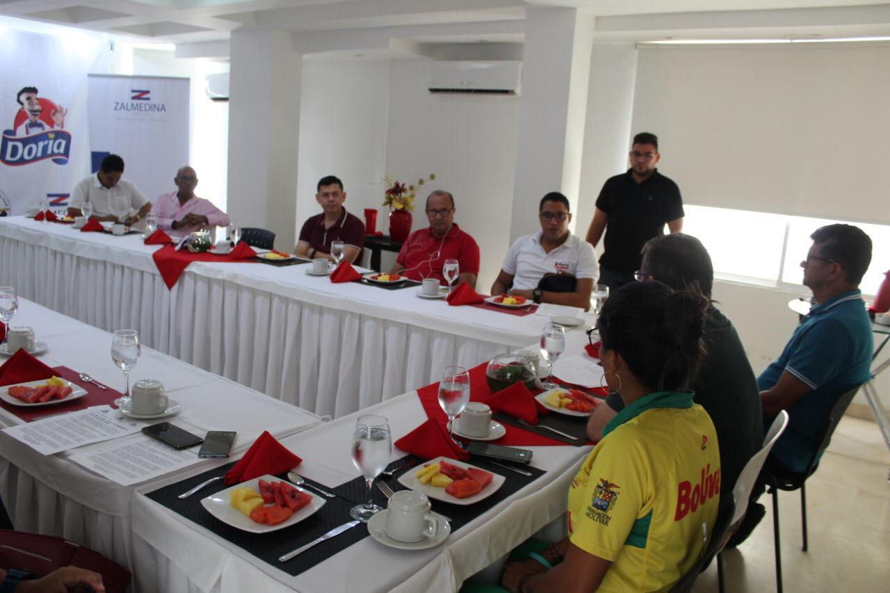 Se lanzó la sexta edición del Mundialito de Fútbol Cartagena de Indias