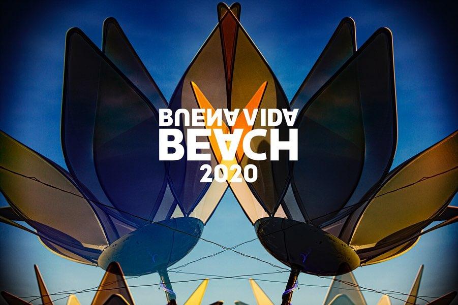 Así terminó el festival de música Buena Vida Beach 2020