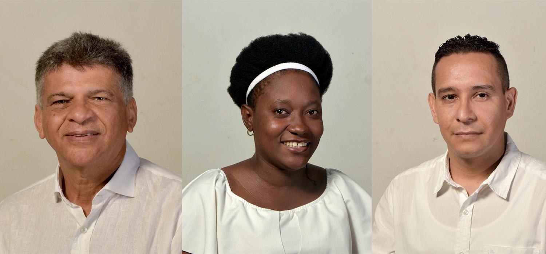 Alcaldes menores para las 3 localidades de Cartagena de Indias