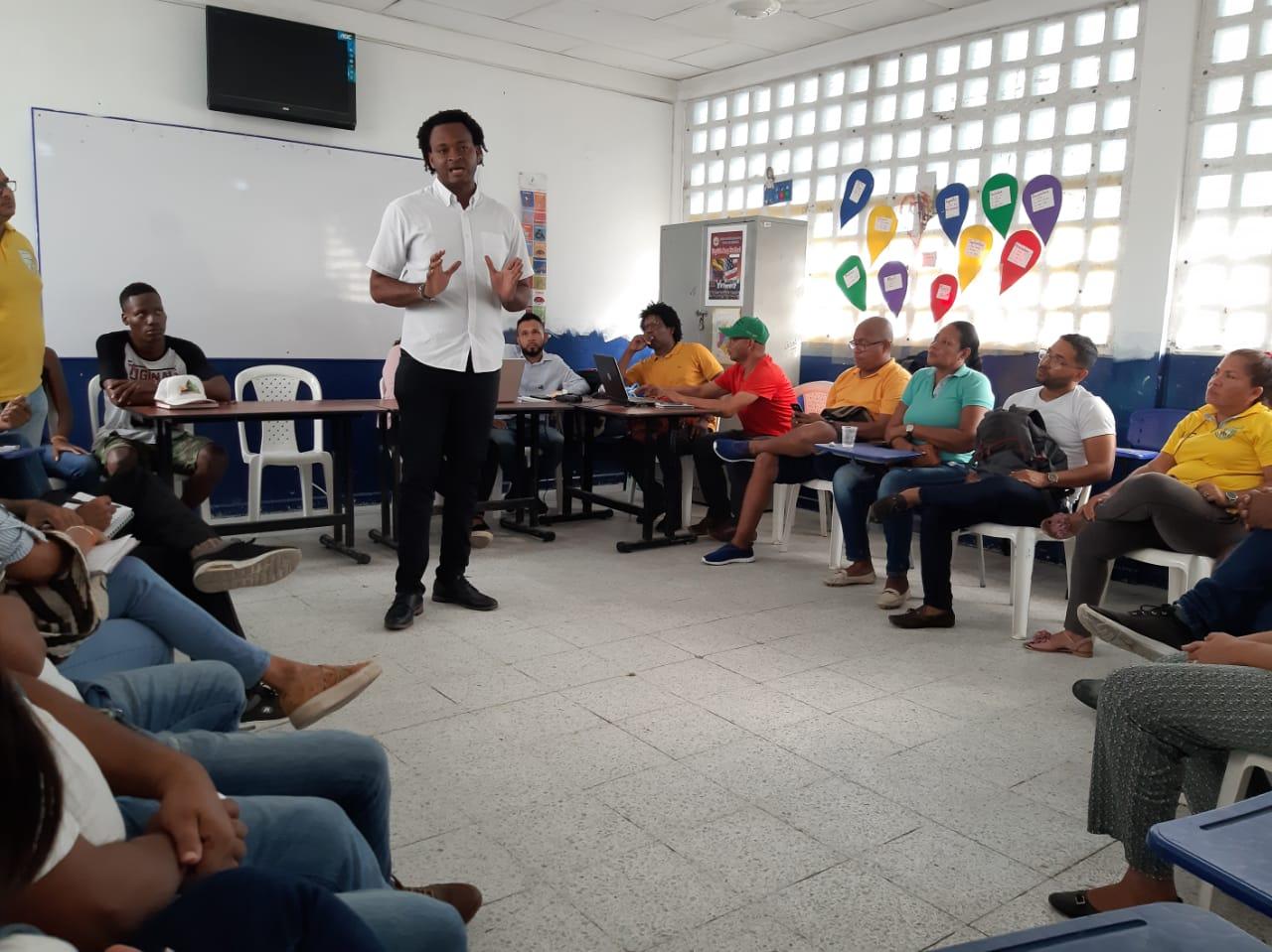 Se inician diálogos con líderes y ciudadanos, de cara a las próximas elecciones de Juntas de Acción Comunal