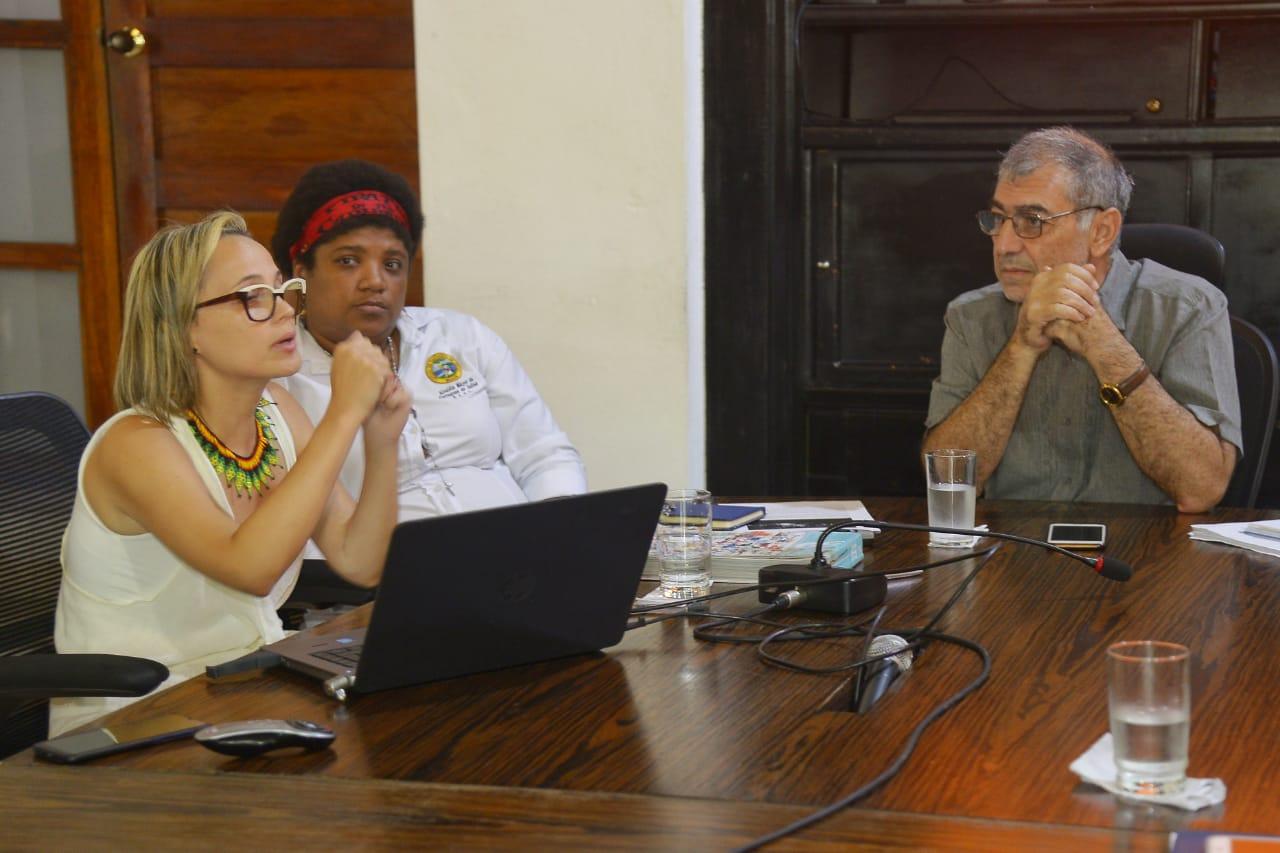 Distrito hará esfuerzos para apoyar Festival Internacional de Cine de Cartagena