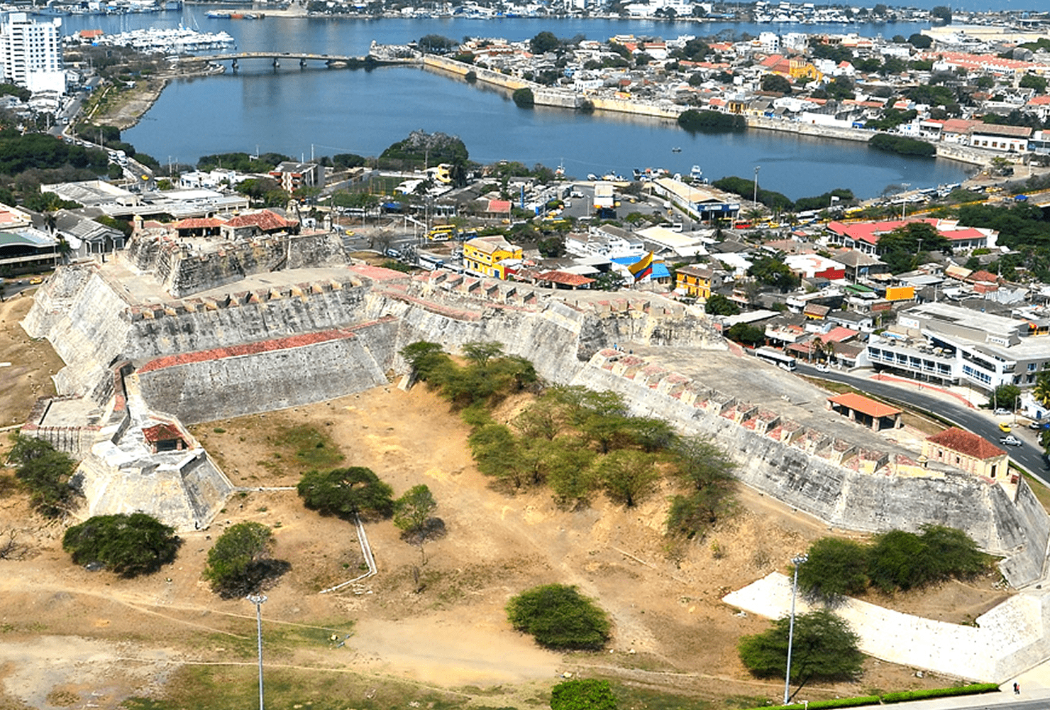 Eventos públicos en las Fortificaciones deben ser autorizados por la ETCAR