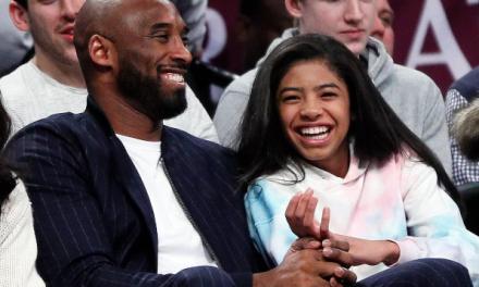 Muere Gianna junto a su padre Kobe Bryant, tras accidente de helicóptero