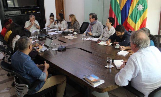 Ministerio de Cultura y Alcaldía Distrital acuerdan revisar y dar continuidad al comodato de las fortificaciones