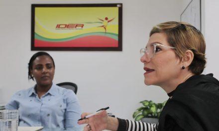 Jornadas Institucionales con deportistas en el IDER