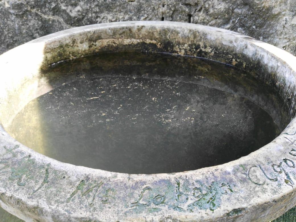 ¿Y el agua potable en María La Baja para cuándo?