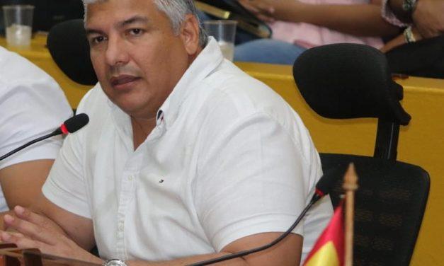 Concejal Oscar Marín, pide implementar políticas públicas de educación